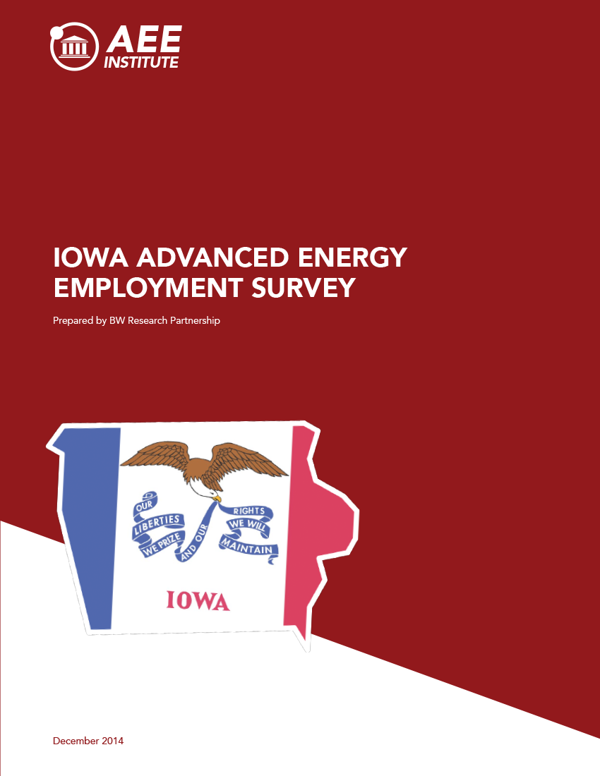 Iowa Advanced Energy Employment Survey