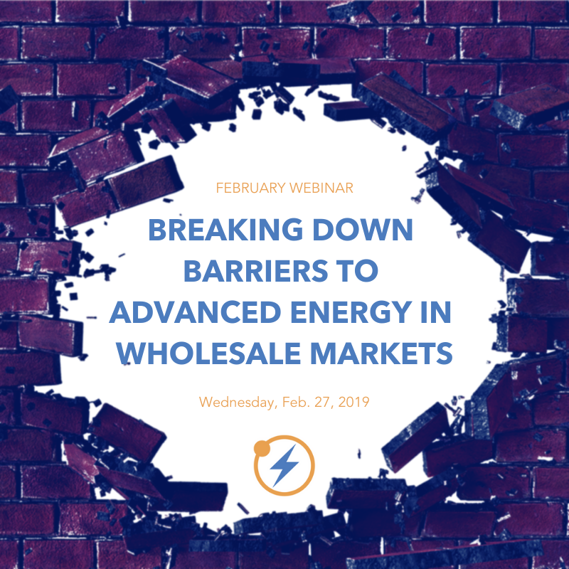 Breaking Down Barriers to Advanced Energy in Wholesale Markets (2)