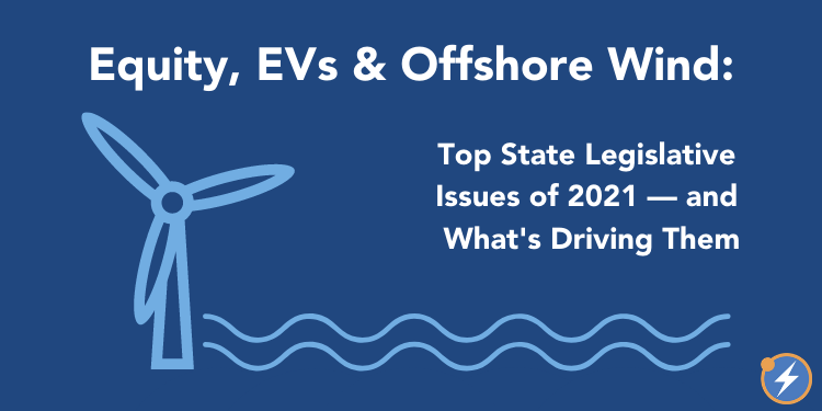Equity, EVs and Offshore Wind Webinar Image
