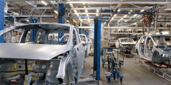 Manufacturing Report LP Image