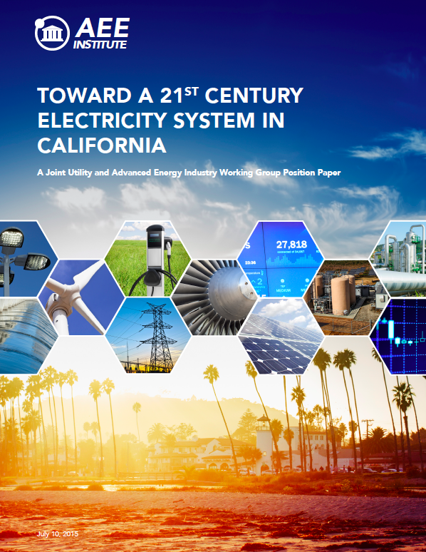 Toward a 21st Century Electricity System for California