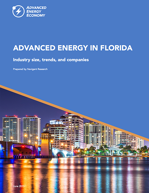 Advanced Energy in Florida