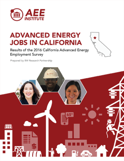 Advanced Energy Jobs in California