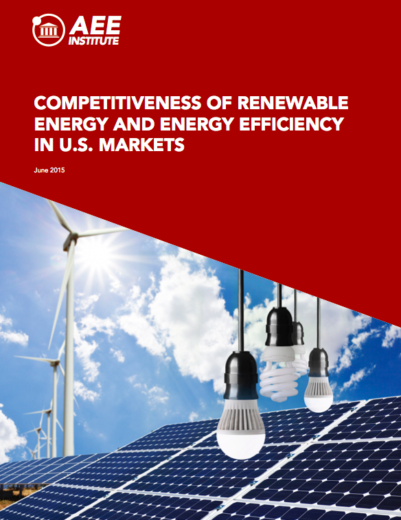 Competitiveness of Renewable Energy and Energy Efficiency in U.S. Markets