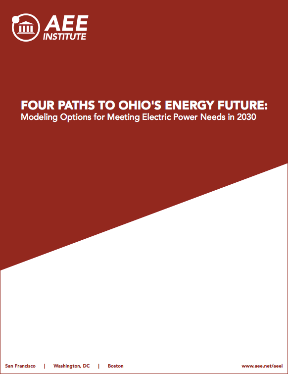Four paths to Ohio's energy future