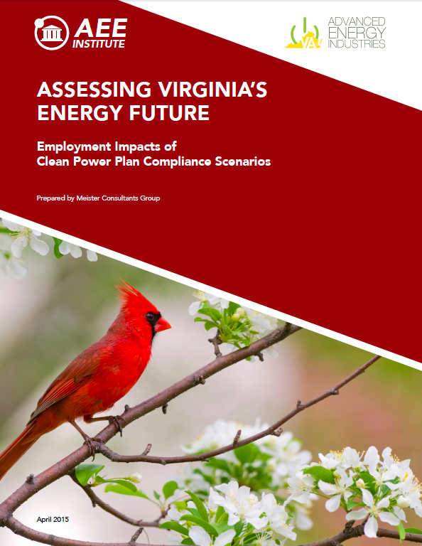 Assessing Virginia's Energy Future: Employment Impacts of Clean Power Plan Compliance Scenarios